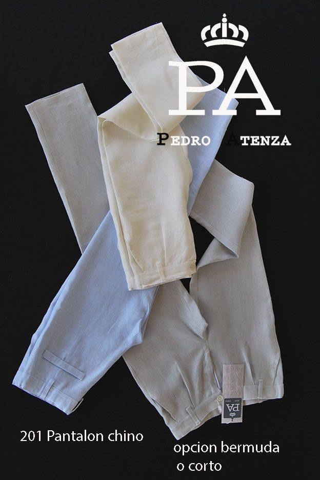201 Pantalon chino