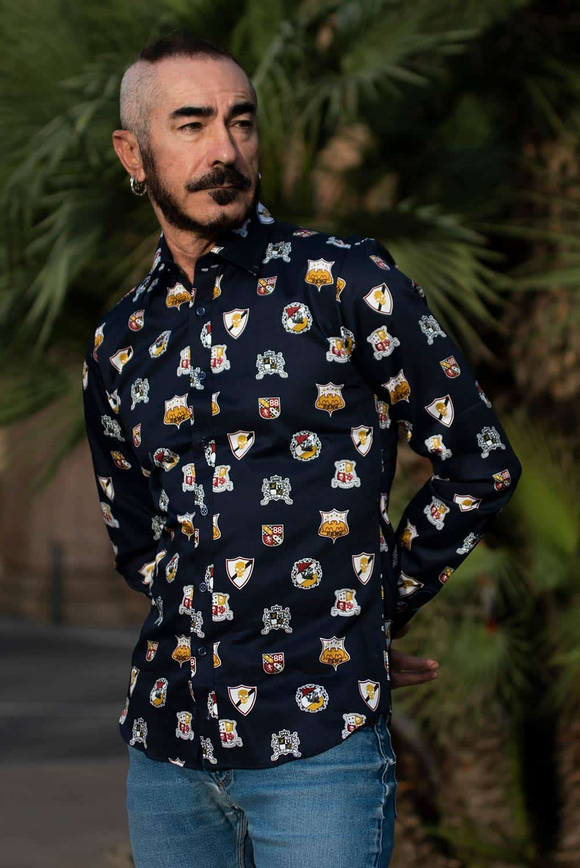 Camisa de hombre original